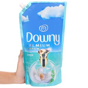 Nước xả vải Downy Premium Parfum đại dương xanh túi 1.3 lít