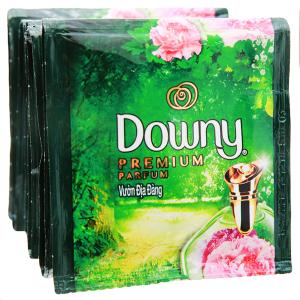 10 gói nước xả vải Downy Premium Parfum vườn địa đàng 16ml