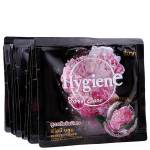 12 gói nước xả vải Hygiene Expert Care đen 20ml