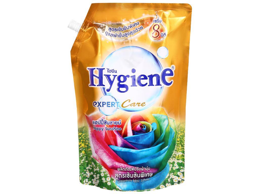 Nước xả vải Hygiene Expert Care cam túi 1.3 lít 1