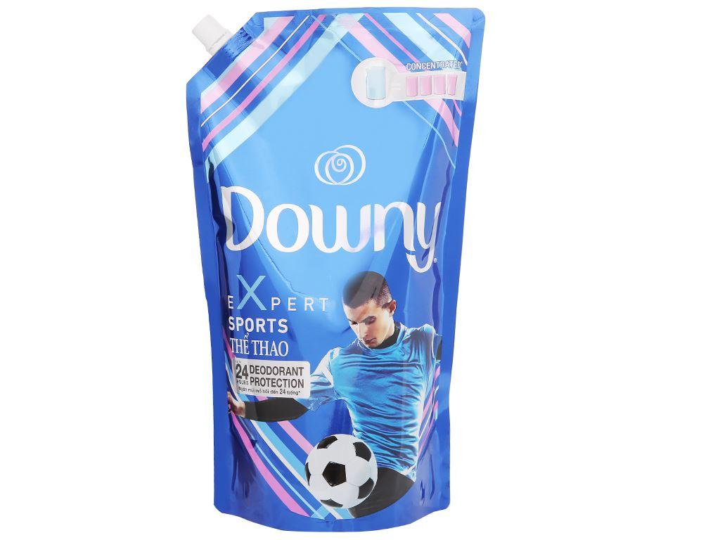 Nước xả vải Downy Expert thể thao túi 1.5 lít 2