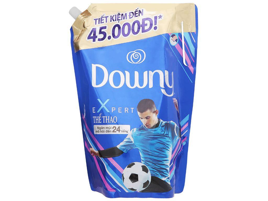 Nước xả vải Downy Expert thể thao túi 2.4 lít 3