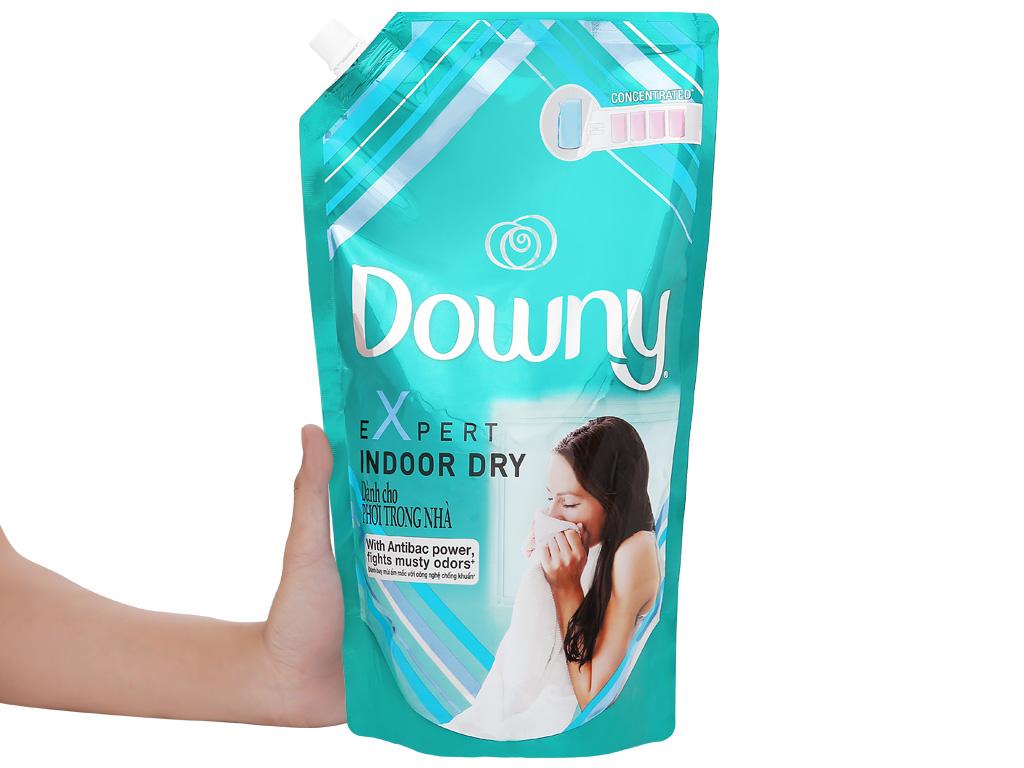Nước xả vải Downy Expert phơi trong nhà túi 1.5 lít 7