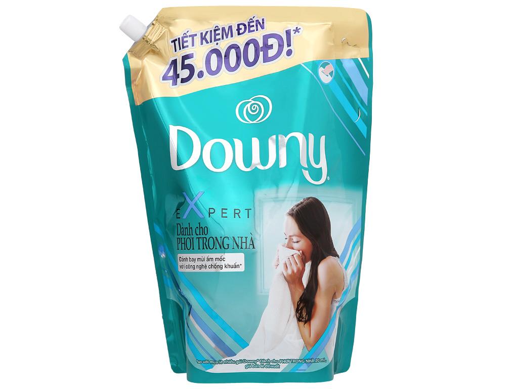 Nước xả vải Downy Expert phơi trong nhà túi 2.4 lít 3