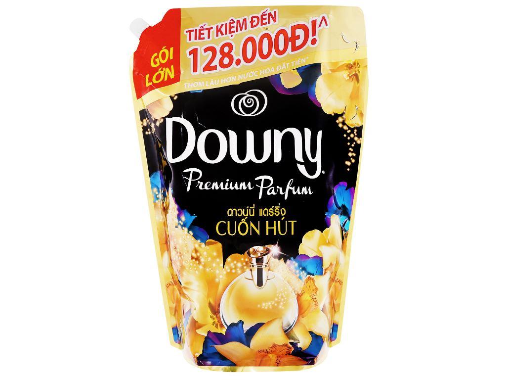 Nước xả vải Downy Premium Parfum cuốn hút túi 2.3 lít 1