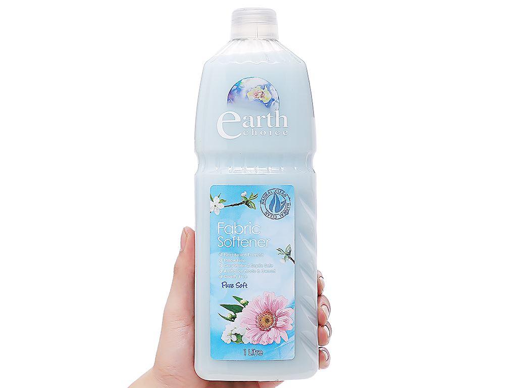 Nước xả vải Earth Choice cao cấp chai 1 lít 3