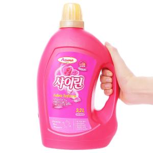 Nước xả vải Azuma Charming Rose chai 3.2 lít