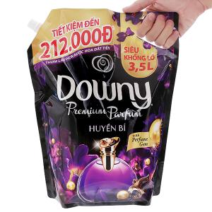 Nước xả vải Downy Premium Parfum huyền bí túi 3.5 lít