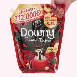Nước xả vải Downy đam mê hương nước hoa túi 3.5 lít