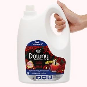 Nước xả vải Downy đam mê can 4 lít
