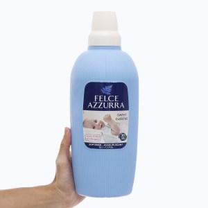 Nước xả vải đậm đặc nước hoa Felce Azzurra sweet cuddles chai 2 lít