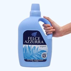 Nước xả vải đậm đặc nước hoa Felce Azzurra hương cổ điển chai 3 lít