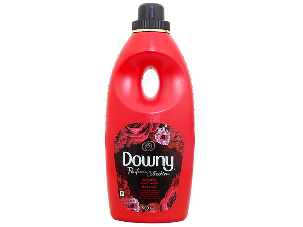 Nước xả vải Downy đậm đặc nước hoa đam mê 900ml 1