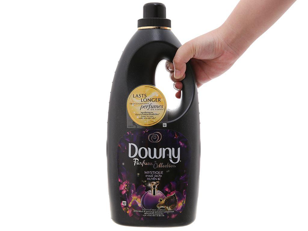 Nước xả vải Downy Parfum Collection huyền bí chai 1.8 lít 4