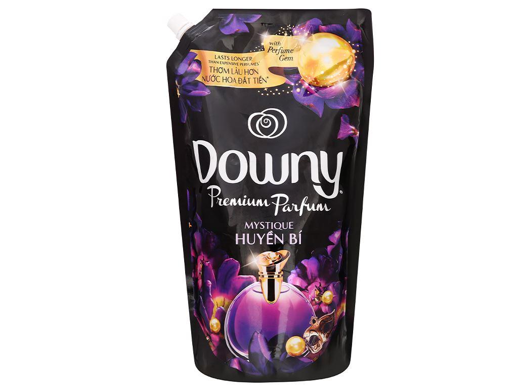 Nước xả vải Downy Parfum Collection huyền bí túi 1.4 lít 1