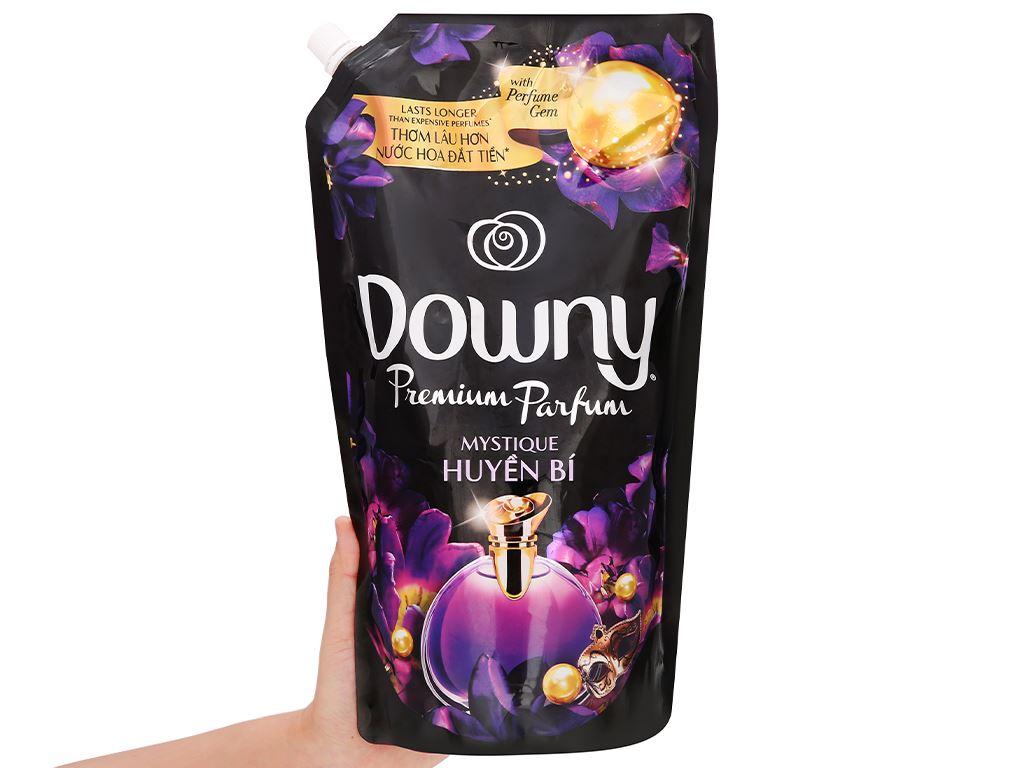 Nước xả vải Downy Parfum Collection huyền bí túi 1.4 lít 5