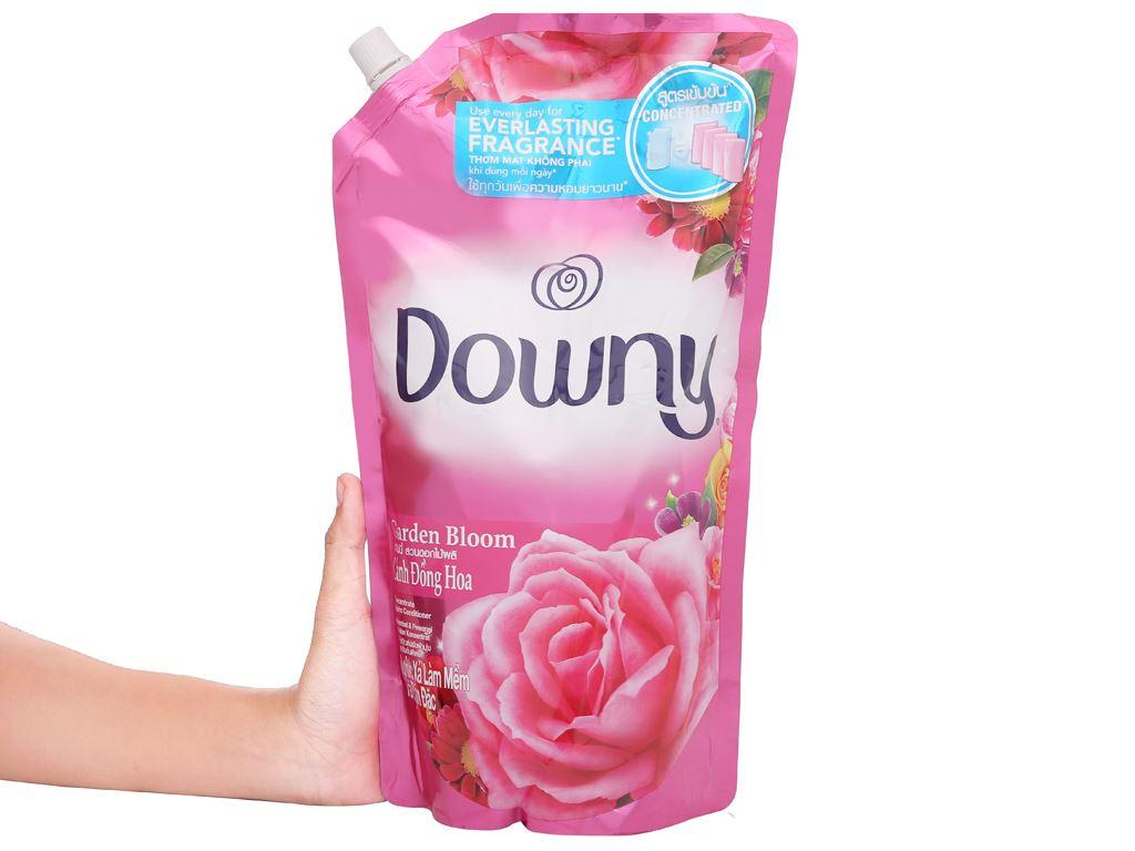 Nước xả vải Downy cánh đồng hoa túi 1.6 lít 6