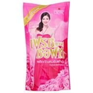 Nước xả làm mềm vải Fresh & Soft pink elegance túi 600ml