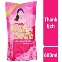Nước xả vải Essence Fresh & Soft Pink Elegance túi 600ml