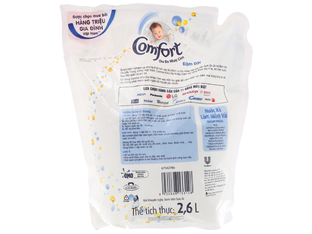 Comfort cho da nhạy cảm hương phấn túi 2.6 lít 2