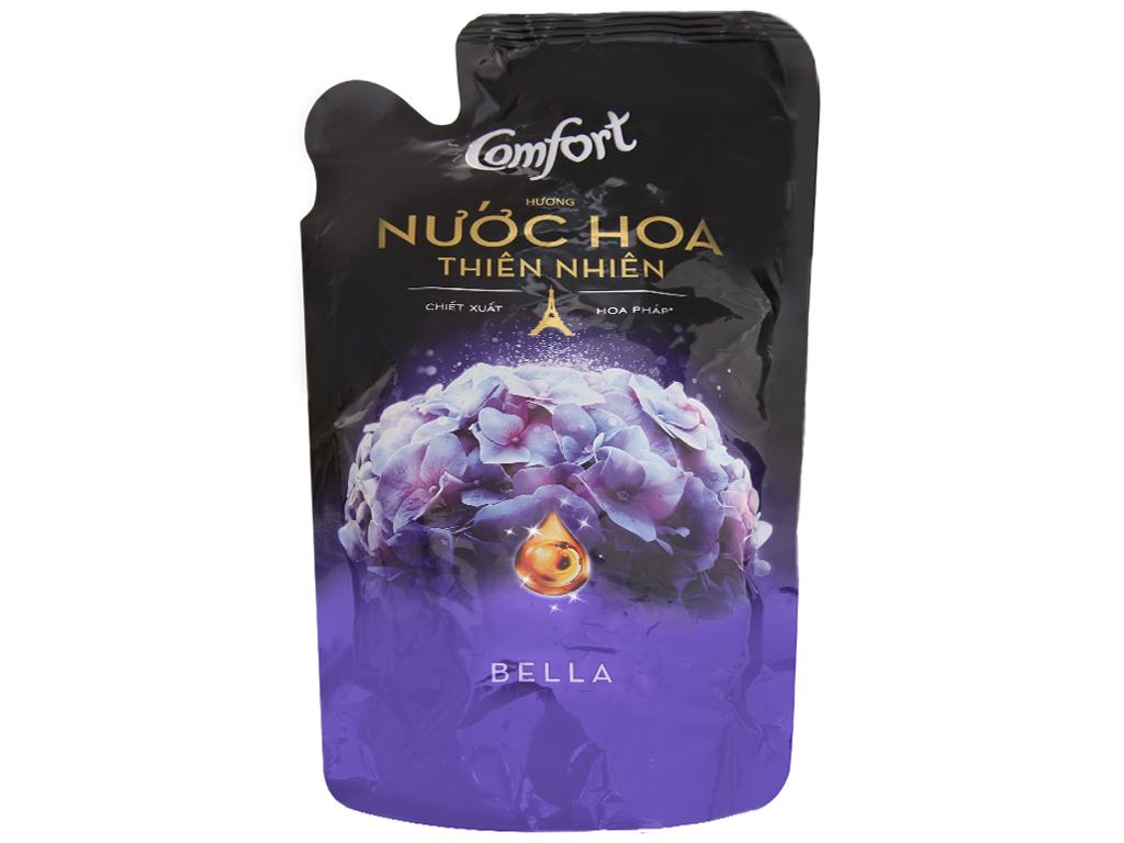 Nước xả vải Comfort nước hoa Bella túi 750ml 2