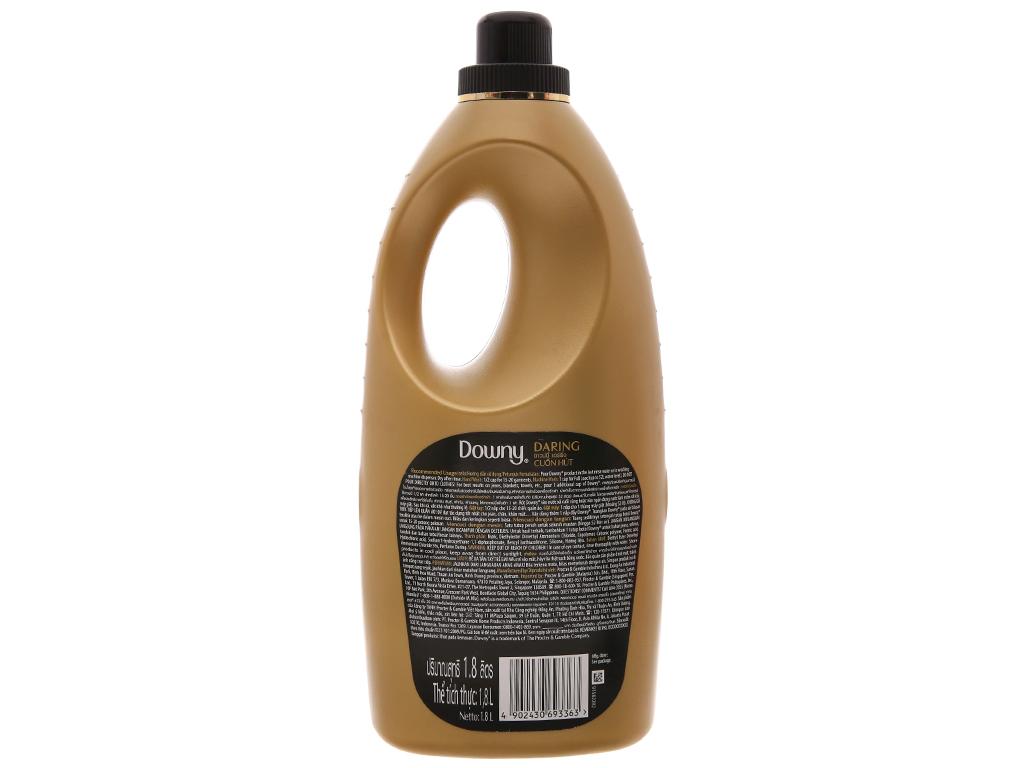 Nước xả vải Downy Parfum Collection cuốn hút chai 1.8 lít 3
