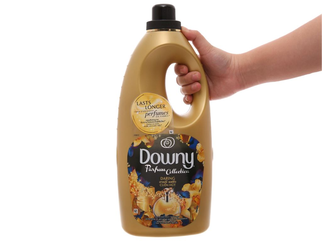 Nước xả vải Downy Parfum Collection cuốn hút chai 1.8 lít 5