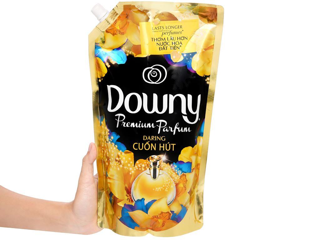 Nước xả vải Downy Parfum Collection cuốn hút túi 1.4 lít 5