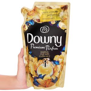 Nước xả vải Downy Premium Parfum cuốn hút túi 800ml