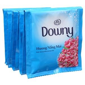 Nước xả vải Downy hương Nắng mai gói 22ml (10 gói)