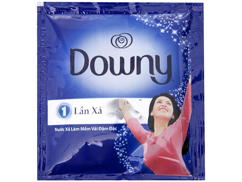 9 gói nước xả vải Downy một lần xả 22ml 2