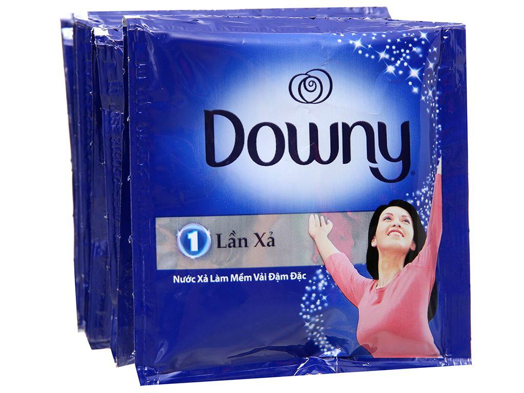9 gói nước xả vải Downy một lần xả 22ml 4
