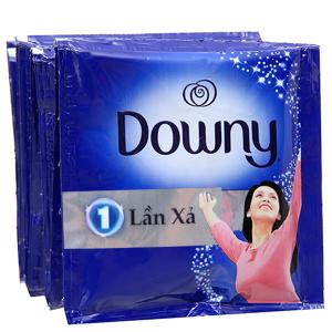 9 gói nước xả vải Downy một lần xả 22ml