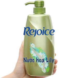 Dầu gội nước hoa Rejoice sạch gàu và mềm mượt 632ml
