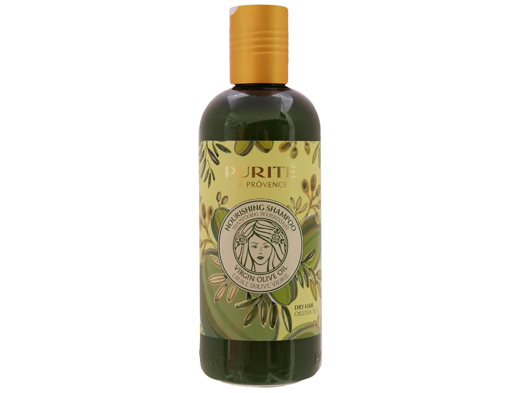 Dầu gội nuôi dưỡng Purité dầu Olive nguyên chất 250ml 2