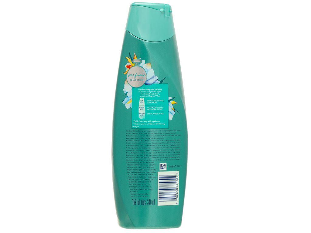 Dầu gội nước hoa Rejoice sạch gàu và mềm mượt 340ml 2