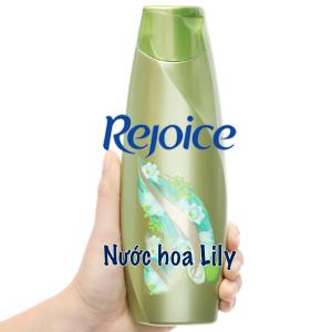 Dầu gội Rejoice hương nước hoa linh lan tinh tế 340ml