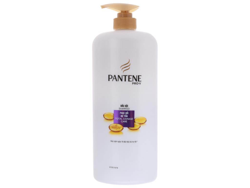 Dầu gội Pantene phục hồi tóc hư tổn 1.2L 2
