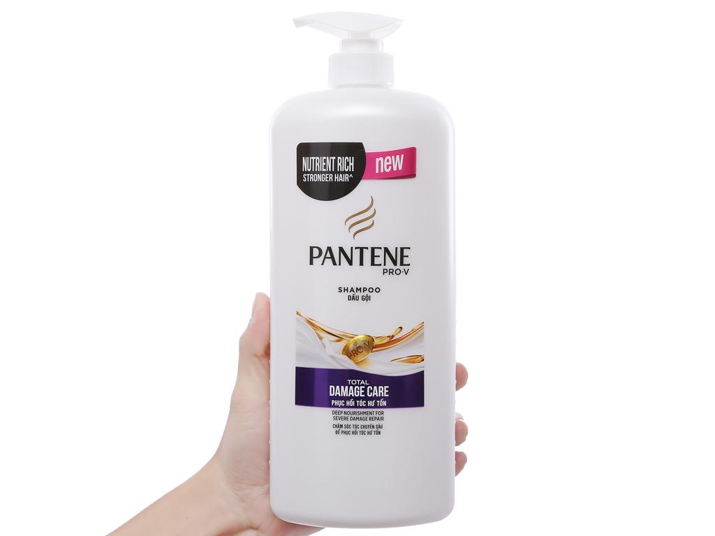 Dầu gội Pantene phục hồi hư tổn 1.2 lít 3