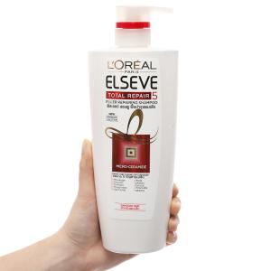 Dầu gội L'Oréal Elseve phục hồi hư tổn dịu nhẹ 650ml