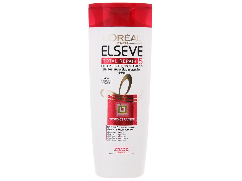 Dầu gội L'Oréal Elseve phục hồi hư tổn dịu nhẹ 330ml 2