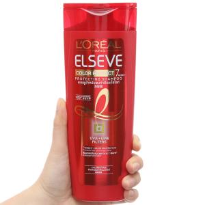 Dầu gội L'Oréal Elseve giữ màu tóc nhuộm 330ml