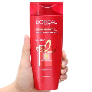 Dầu gội L'Oréal giữ màu tóc nhuộm 170ml