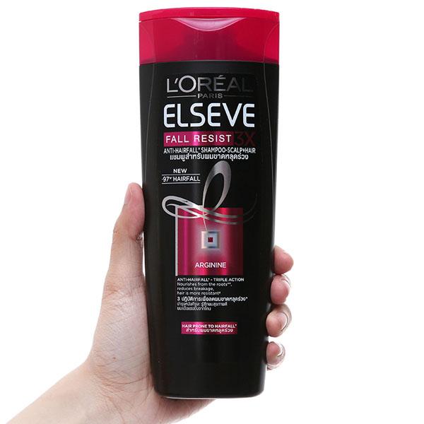 Dầu gội L'Oréal Elseve ngăn tóc gãy rụng dịu nhẹ 330ml