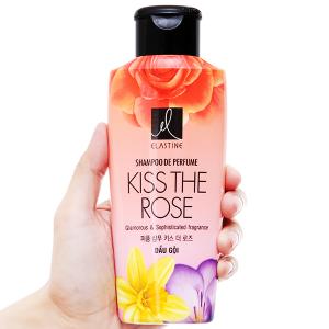 Dầu gội nước hoa Elastine Kiss The Rose óng mượt chắc khoẻ 170ml