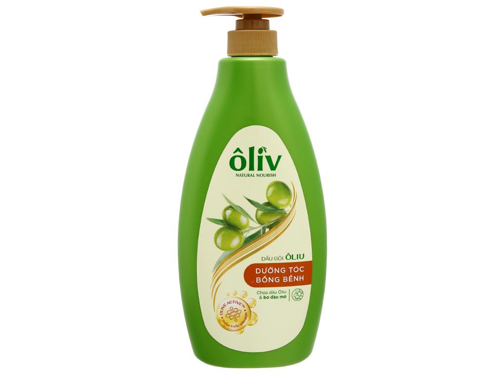 Dầu gội Ôliv dưỡng tóc bồng bềnh 650ml 1