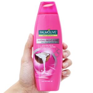 Dầu gội có dầu xả Palmolive dưỡng ẩm bổ sung 180ml