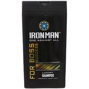 Dầu gội sinh học nam Ironman Bioecolia Tinh chất Miliaceum 380g