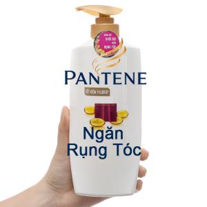 Dầu gội Pantene ngăn rụng tóc 653ml