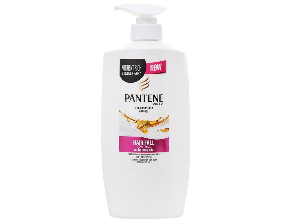 Dầu gội Pantene Pro-V ngăn rụng tóc chai 900g 2